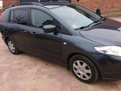 gebraucht Mazda 5 2dm3 145KM 2006r. 195 000km ABS automatyczna klima.