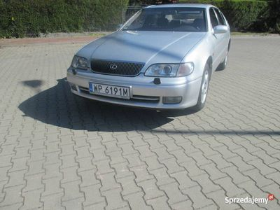 używany Lexus GS300 Mk1 JZS147 bdb stan