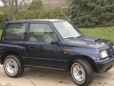 używany Suzuki Vitara 1,9 td tylko 111000 km przebiegu