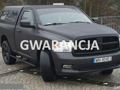 używany Dodge Ram 5.7 HEMI 410KM REJ PL 4x4 LPG GWARANCJA Transport Zamiana