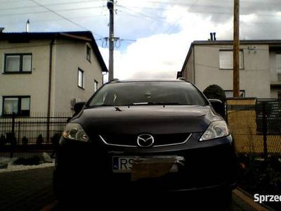 używany Mazda 5