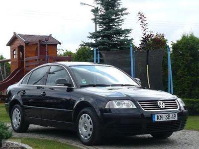 używany VW Passat B5 1.6 SEDAN*KLIMATRONIC*SERWISOWANY*1WŁ. PO OPŁ.