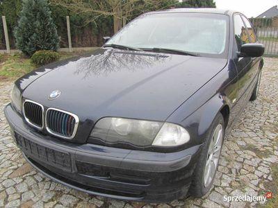 używany BMW 318 i E46 SEDAN KLIMATRONIC PÓŁSKÓRY
