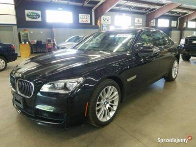 używany BMW 750 750 xi seria 4.4 l V8 benz 445 KM 8-bieg. autom. 2014 F01 (2008-)