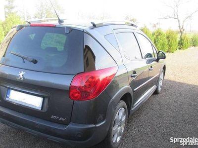 używany Peugeot 207 Outdoor SW LIFT SKÓRA CLIMATRONIC SOLAR