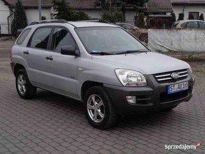 używany Kia Sportage 2.0 ben / GAZ 4X4 Serwis 1 wł.