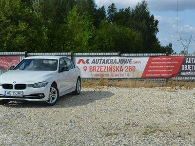 używany BMW 320 SERIA 3 i 184KM Sport Line, mPakiet, 39 tys km, 1 wł, salon PL, fvat 23%