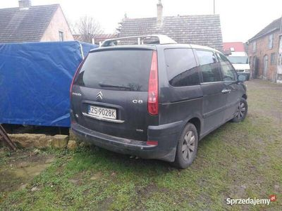 używany Citroën C8