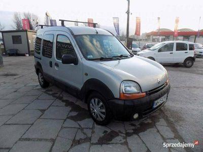 używany Renault Kangoo !!!Targówek!!! 1.9 Diesel, 1999 rok produkcji! KOMIS TYSIAK I (1998-2003)