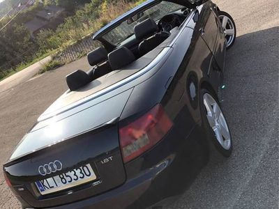 używany Audi A4 Cabriolet B6 1.8T OKAZJA!