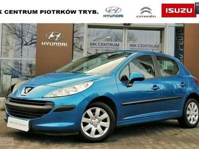 używany Peugeot 207 1.4dm 75KM 2007r. 116 269km