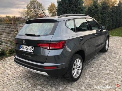 używany Seat Ateca 2017r. 1.4 150KM Polski salon
