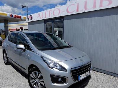 używany Peugeot 3008 I BlueHDi Po Lifcie Navi PL Ledy Tempomat Gwarancja PDC
