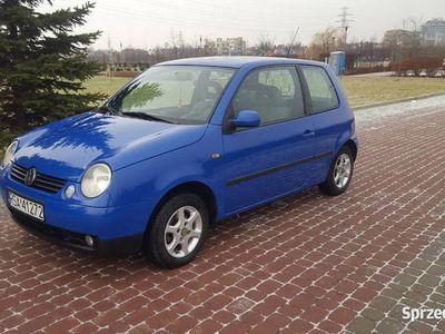 używany VW Lupo 1.4 benzyna 75 KM stan bardzo dobry
