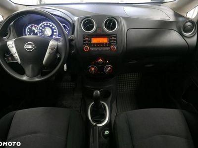 używany Nissan Note II