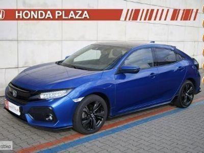używany Honda Civic 1.5dm 182KM 2017r. 85 000km