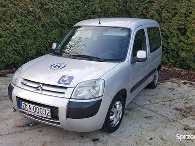 używany Citroën Berlingo 1,6 diesel klima