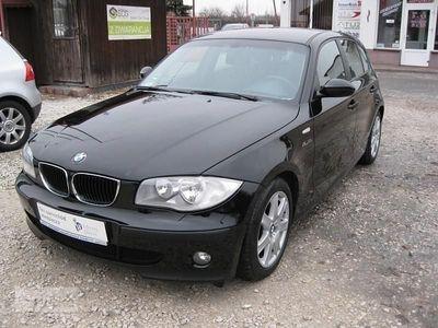 używany BMW 116 SERIA 1