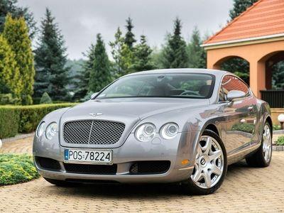 używany Bentley Continental GT W12. Bezwypadkowy. Jedyny taki egzemplarz. Szczegóły w opisie. IDEAŁ.