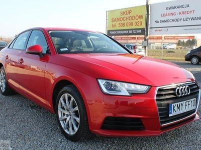 używany Audi A4 IV (B8) 1.4TFSI 150KM Salon Polska F.VAT MARŻA