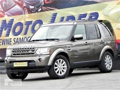 używany Land Rover Discovery 4 HSE z polskiego salonu, serwis w ASO, II właściciel