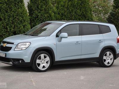 używany Chevrolet Orlando 1.8 B + GAZ LPG INSTALACJA GAZOWA 7osobow