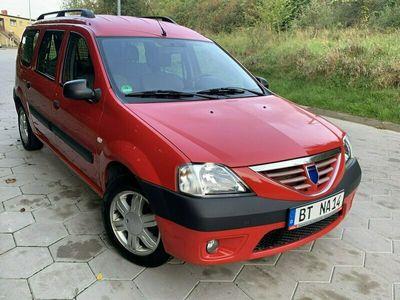 używany Dacia Logan LoganOpłacony Benzyna Klimatyzacja I (2004-2012)