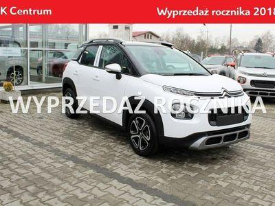 używany Citroën C3 Aircross 1.2dm3 110KM 2018r. 5km 1,2 110KM Feel - biały+ czarny dach - rabat 7000 zł - wyprzedaż 2018
