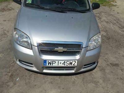 używany Chevrolet Aveo t250 sedan 2006
