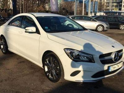 gebraucht Mercedes CLA200 Inny 1.6dm3 156KM 2017r. 39 616km DW7M718 ## Faktura VAT 23 % Gwarantowany przebieg #