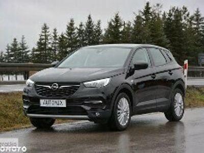 używany Opel Grandland X 1.2dm 131KM 2019r. 10 013km