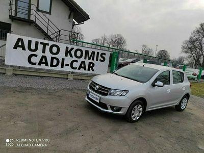 używany Dacia Sandero 0.9dm 90KM 2013r. 83 000km