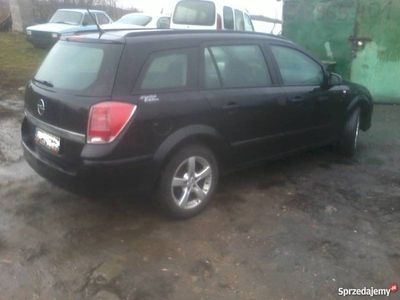 używany Opel Astra 3 combi 1,6 16V
