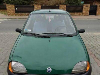 używany Fiat Seicento 0,9 2001