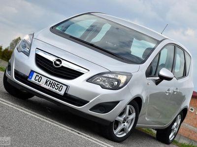 używany Opel Meriva B Enjoy 1.4 16V TURBO 120KM Benzynka 1WŁ 2010r