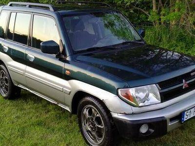 używany Mitsubishi Pajero Pinin 2.0 GDI w całości lub na części