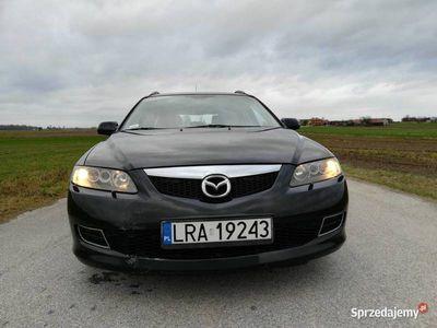 używany Mazda 6 2.0 benzyna 147 KM 2006