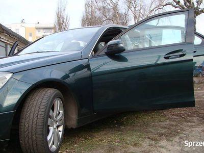 używany Mercedes C200 W204,184 KM, panorama, mega wyposażenie