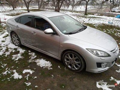 używany Mazda 6 Gh 2.0 diesel 2008r