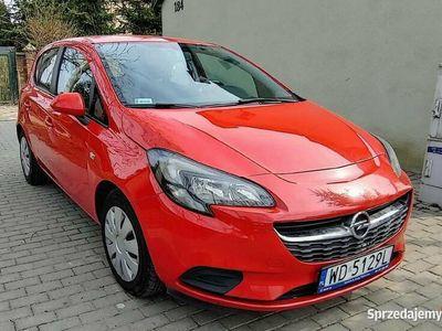 używany Opel Corsa E 2016, 1.4 LPG Salon PL, ASO, FV23%, bezwypadek
