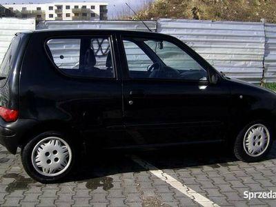 używany Fiat Seicento 1100, NA DOJAZDY DO PRACY