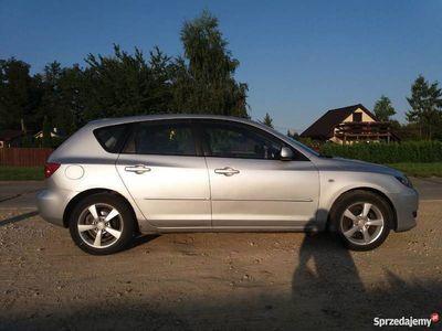 używany Mazda 3 1.6cdti 2005r.