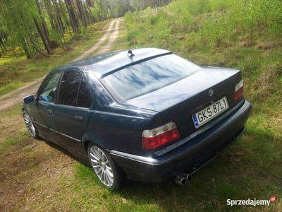 używany BMW 316 E36 i M-pakiet,Alu 17, Xenon, car - audio, ben - gaz