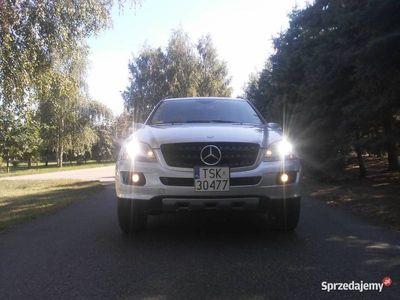 używany Mercedes ML350