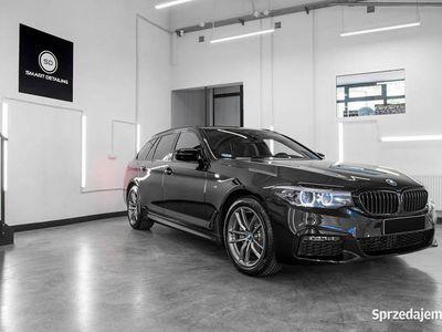 używany BMW 520 D xDrive, Salon PL, I właściciel, Bezwypadkowy