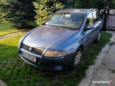 używany Fiat Stilo 1.9 JTD 115km 2003 rok KOMBI Kraków
