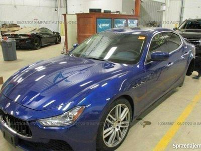 używany Maserati Ghibli S 3.0 V6 410KM +48 782236023
