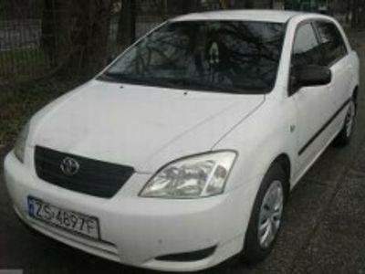 używany Toyota Corolla IX 1.4 16V zarej.I wł 10 LAT I rej.2003 GWARANC