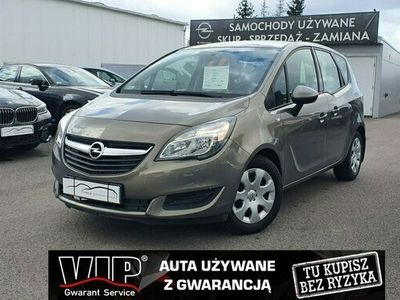 używany Opel Meriva II (2010-)