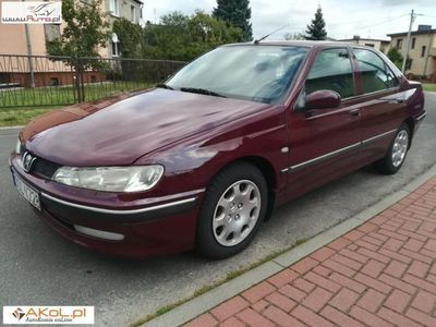 używany Peugeot 205 406 1.7dm3 110KM 2000r.000km bezwypadkowy ,zarejestrowany,II właściciel